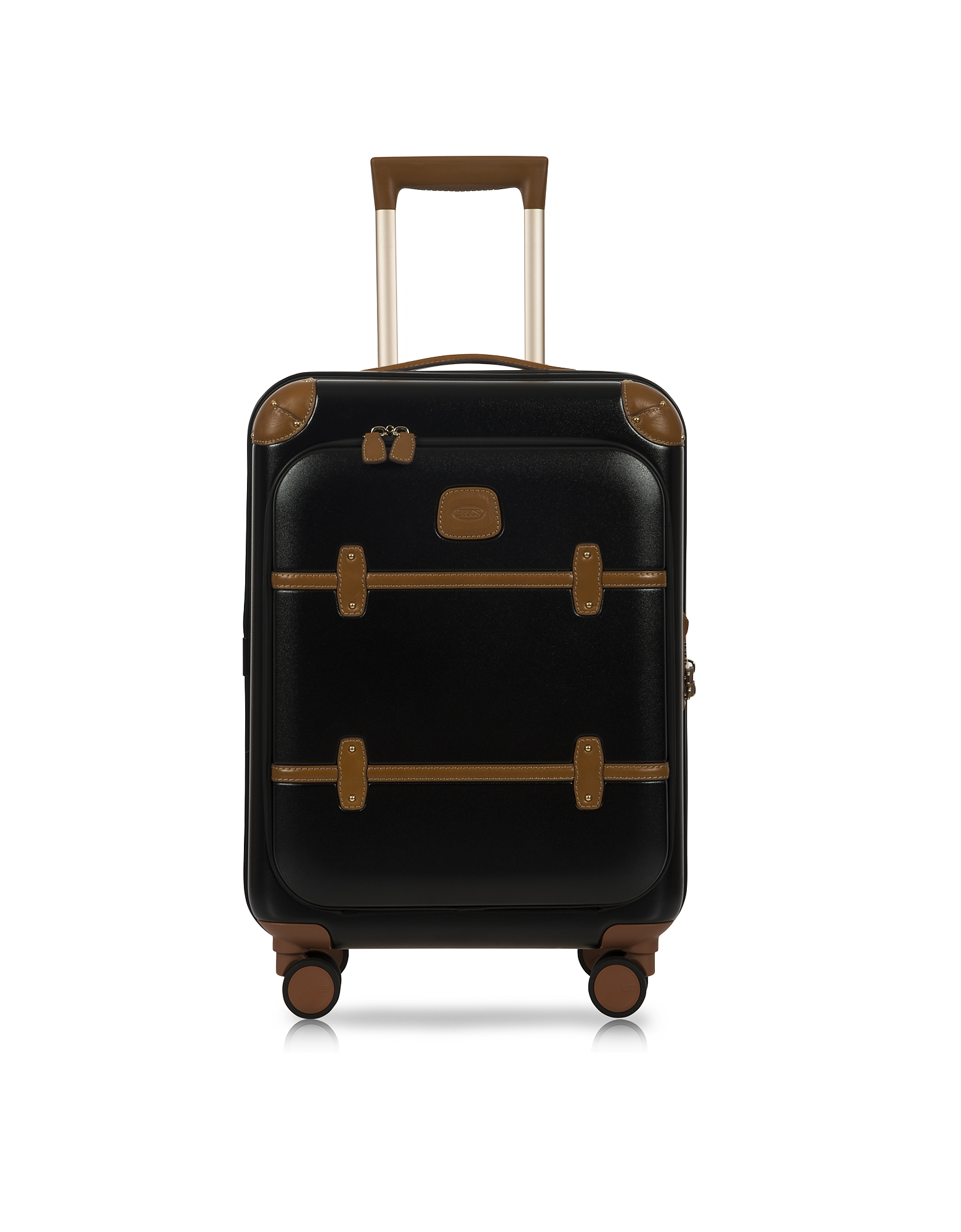 Bellagio Business V2.0 21 Black-Tobacco Carry-On Spinner