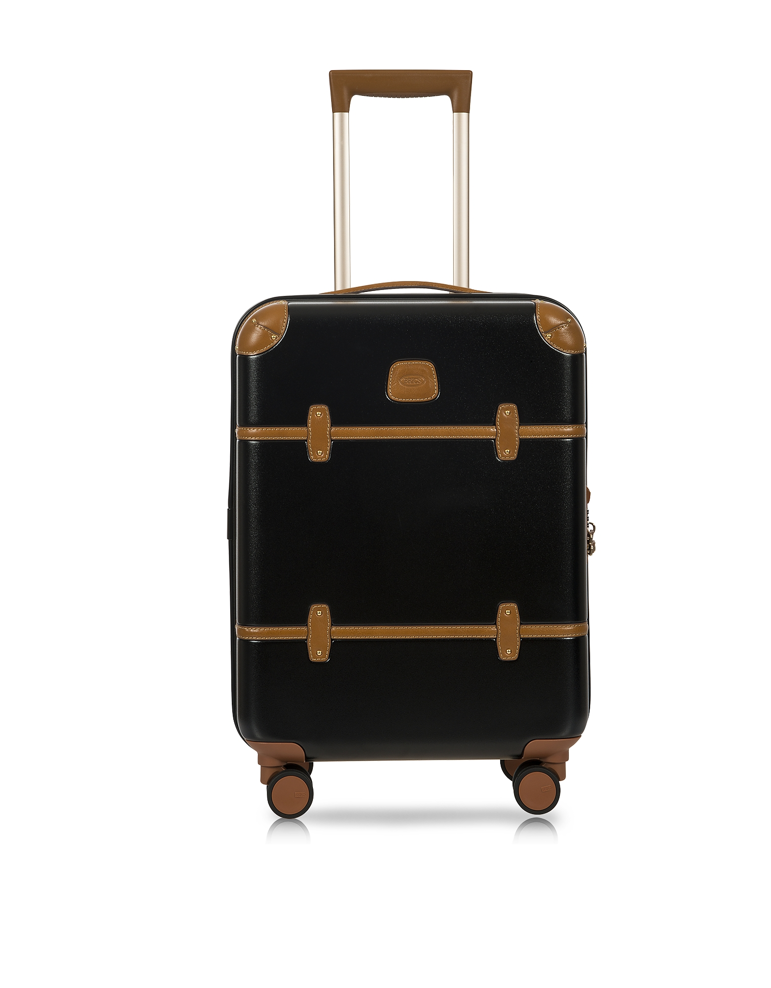 Bellagio V2.0 21 Black-Tobacco Carry-On Spinner Trunk