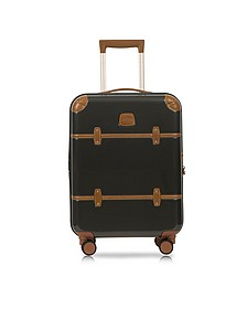 Bellagio V2.0 21 Gray Carry-On Spinner Trunk - Bric's