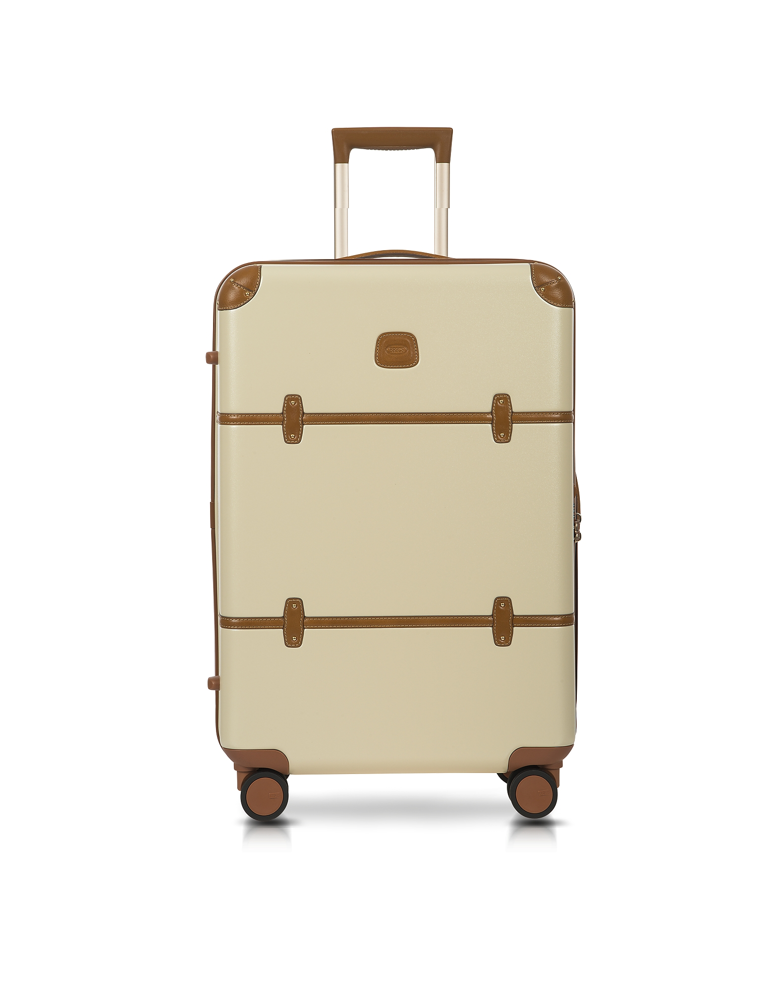Bric's Travel Bags, Bellagio V2.0 27 Cream Spinner Trunk