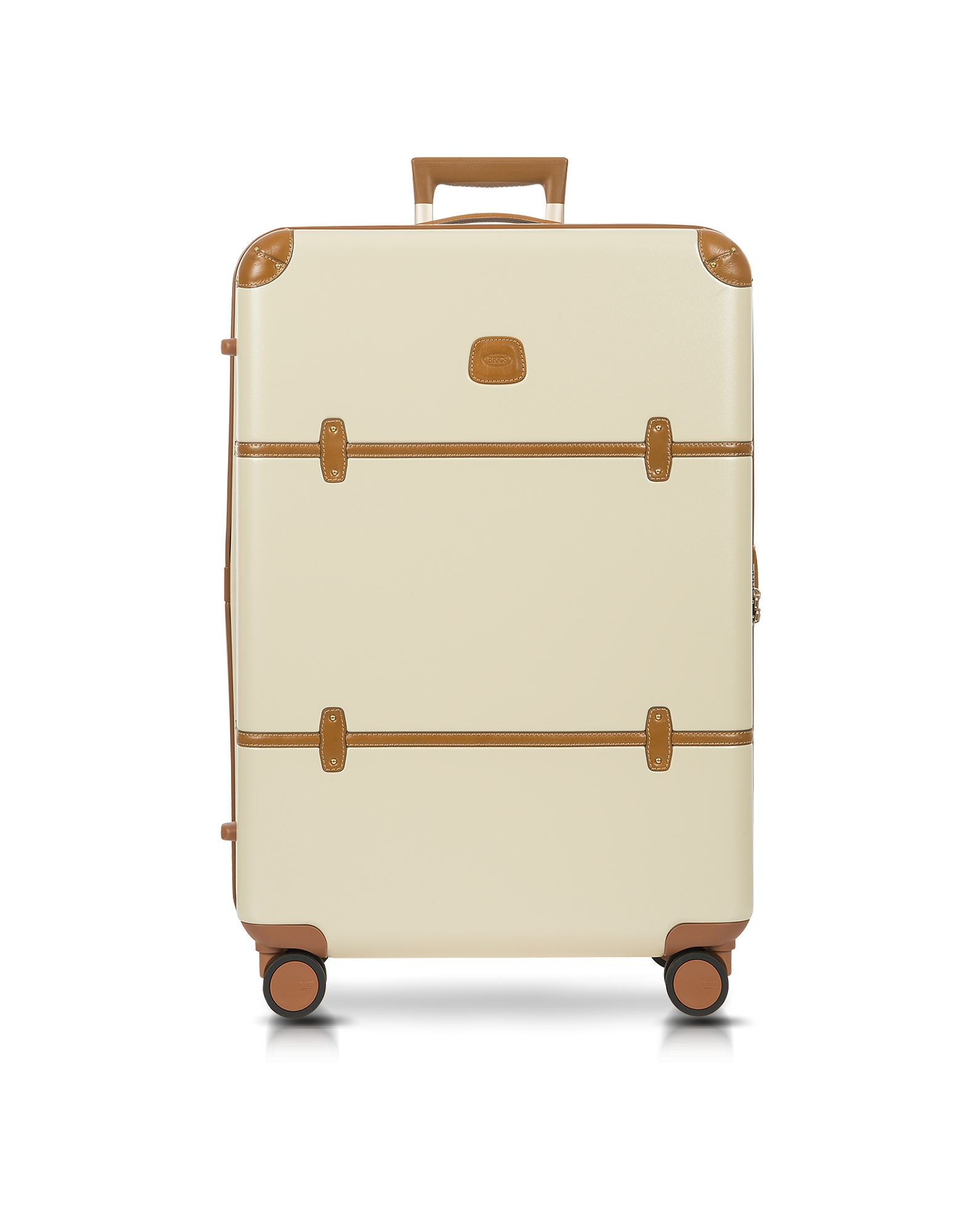 Bric's Travel Bags, Bellagio V2.0 30 Cream Spinner Trunk