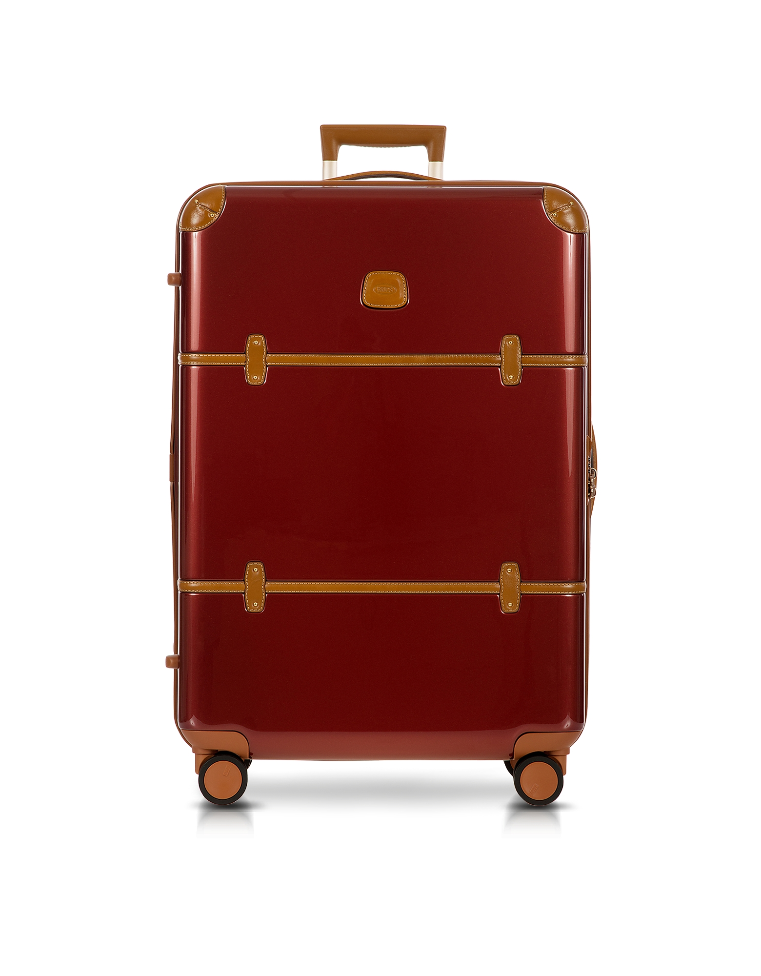 Bric's Travel Bags, Bellagio V2.0 30 Red Spinner Trunk