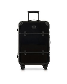 Bellagio Metallo V2.0 25 Black Carry-On Spinner Trunk - Bric's