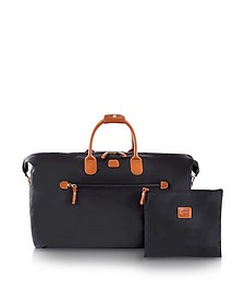 X-Travel Large Foldable Last-minute Holdall in a Pouch - Bric's