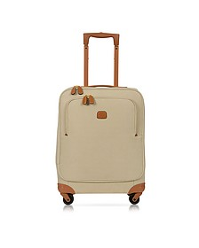 "Life Papyrus Micro Suede 21"" Carry On Spinner  - Bric's"