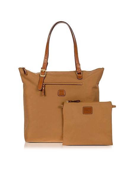 Foto Bric's X-Bag Shopper Large in Nylon 3 in 1 Borse Viaggio