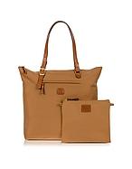 Bric's X-Bag Shopper Large in Nylon 3 in 1 - bric's - it.forzieri.com