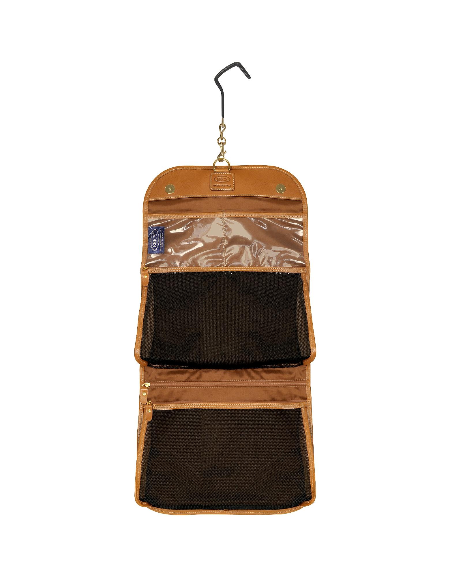 Life Pelle - Tri-fold Traveler Toiletry Case от Forzieri.com INT