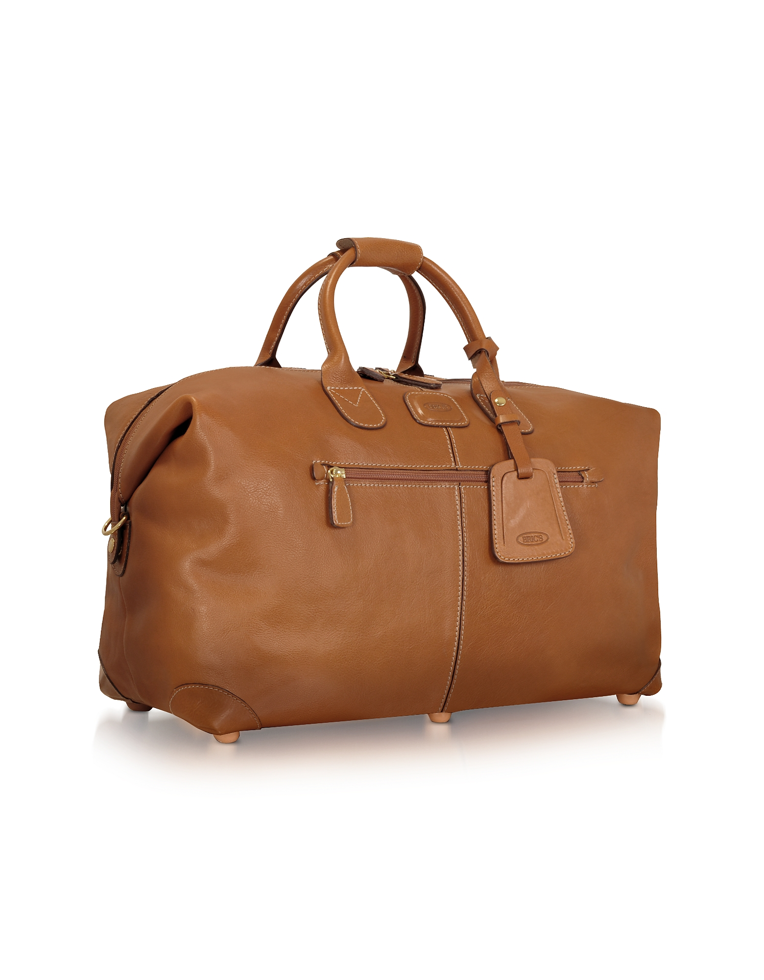 Bric's Travel Bags, Life Pelle - Medium Leather Travel Bag