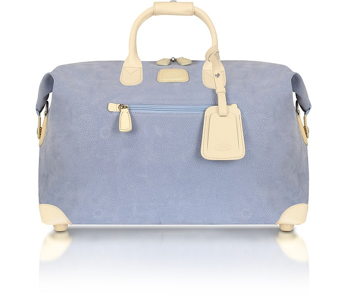 Life Capri - Micro-Suede Medium Holdall Travel Bag - Bric's