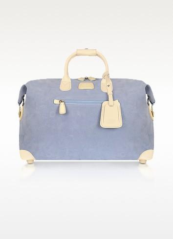 Life Capri - Micro-Suede Medium Holdall Travel Bag - Bric's