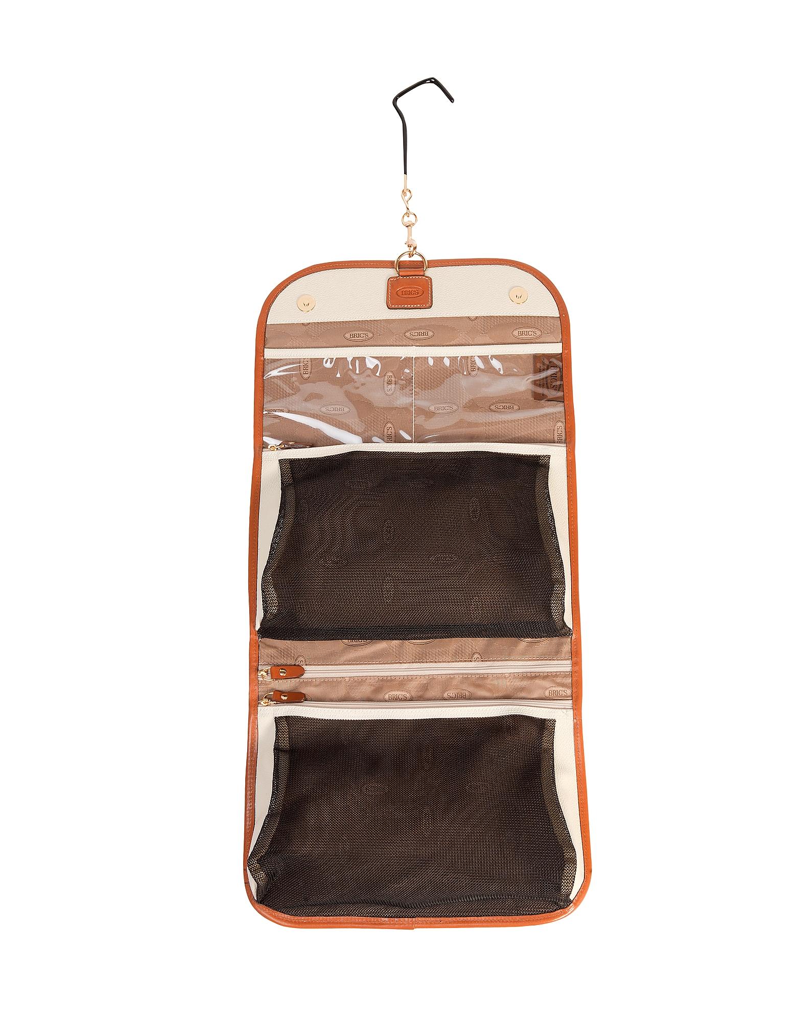 Tri-fold Traveler Toiletry Case от Forzieri.com INT
