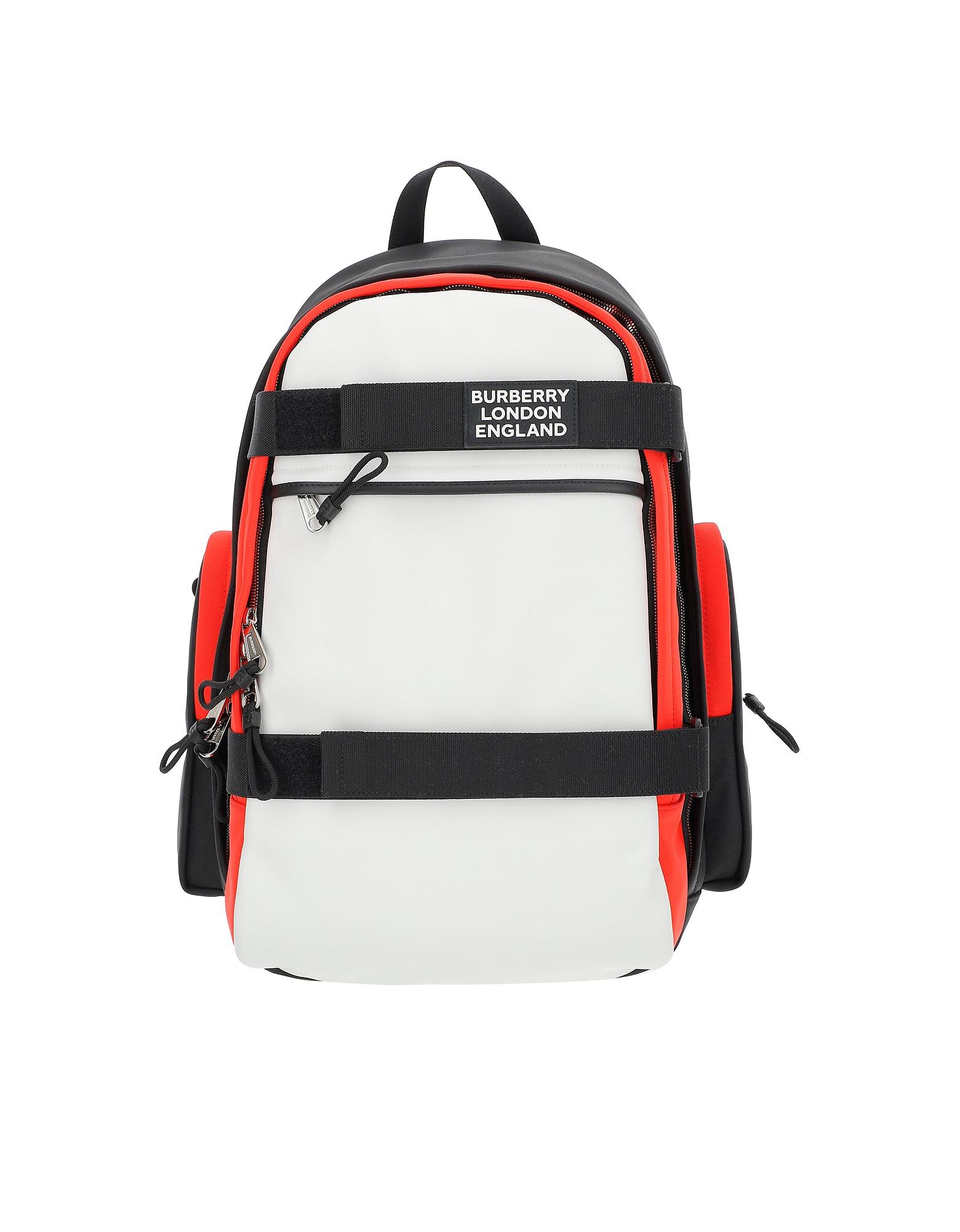 Burberry Designer Men's Bags, Cooper Nevis Nylon Backpack