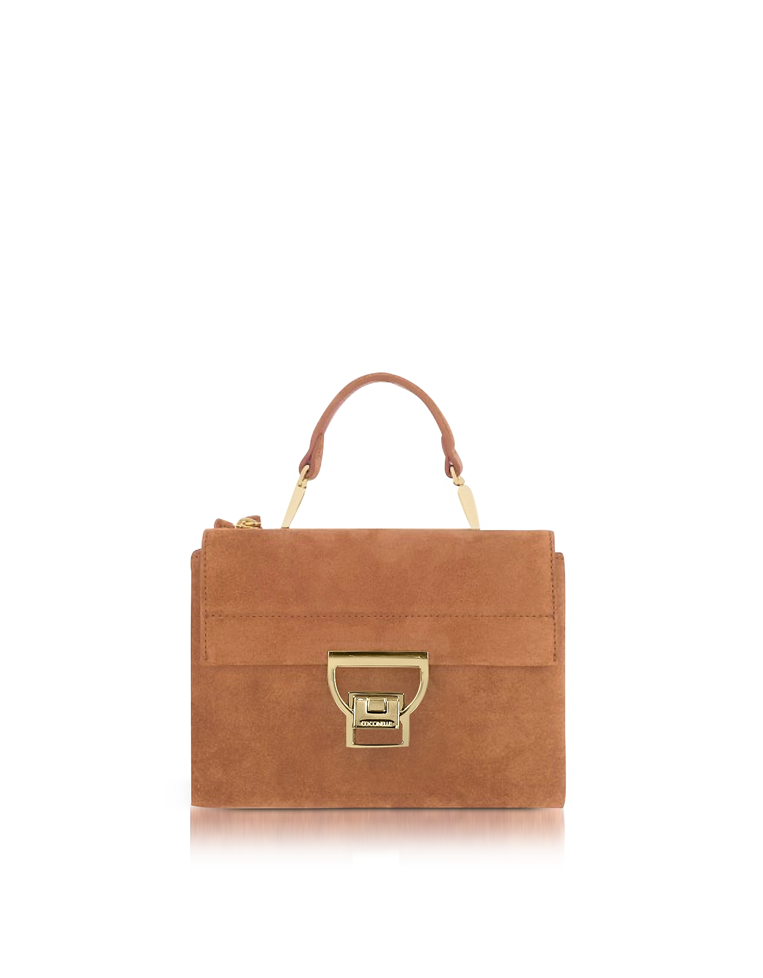 Terra Suede Arlettis Mini Bag w/Shoulder Strap от Forzieri.com INT