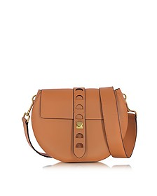 Carousel Large Cuoio Leather Crossbody Bag - Coccinelle