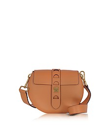 Carousel Mini Cuoio Leather Crossbody Bag - Coccinelle