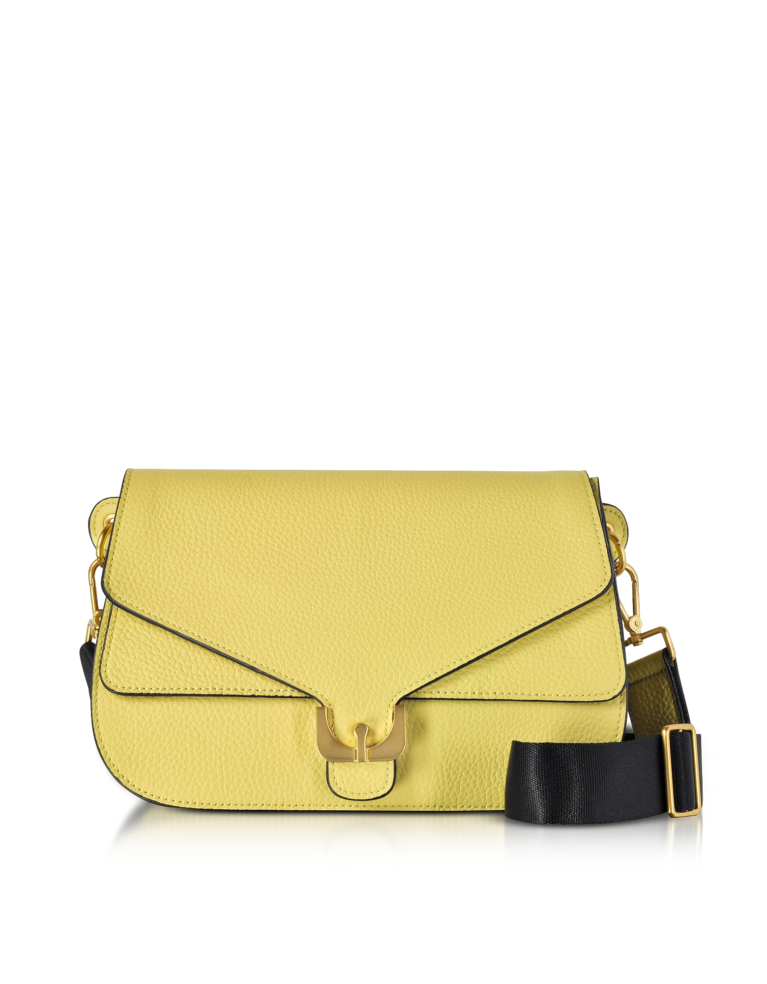 Coccinelle Handbags, Pebbled Leather Ambrine Shoulder Bag