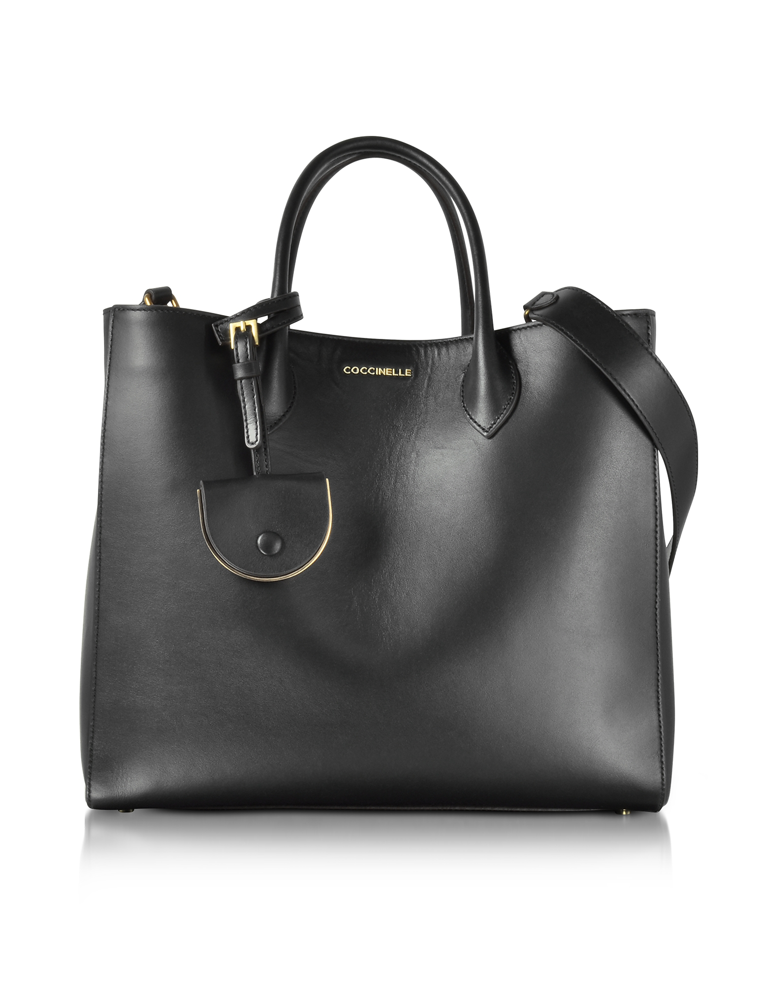Coccinelle Handbags, Jamila Smooth Leather Tote