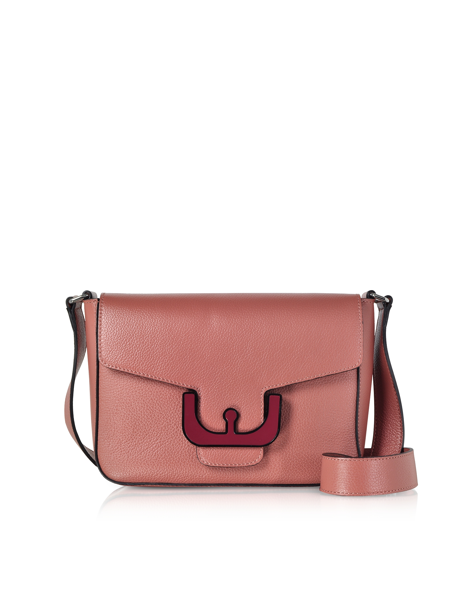 Coccinelle Handbags, Ambrine Leather Crossbody Bag