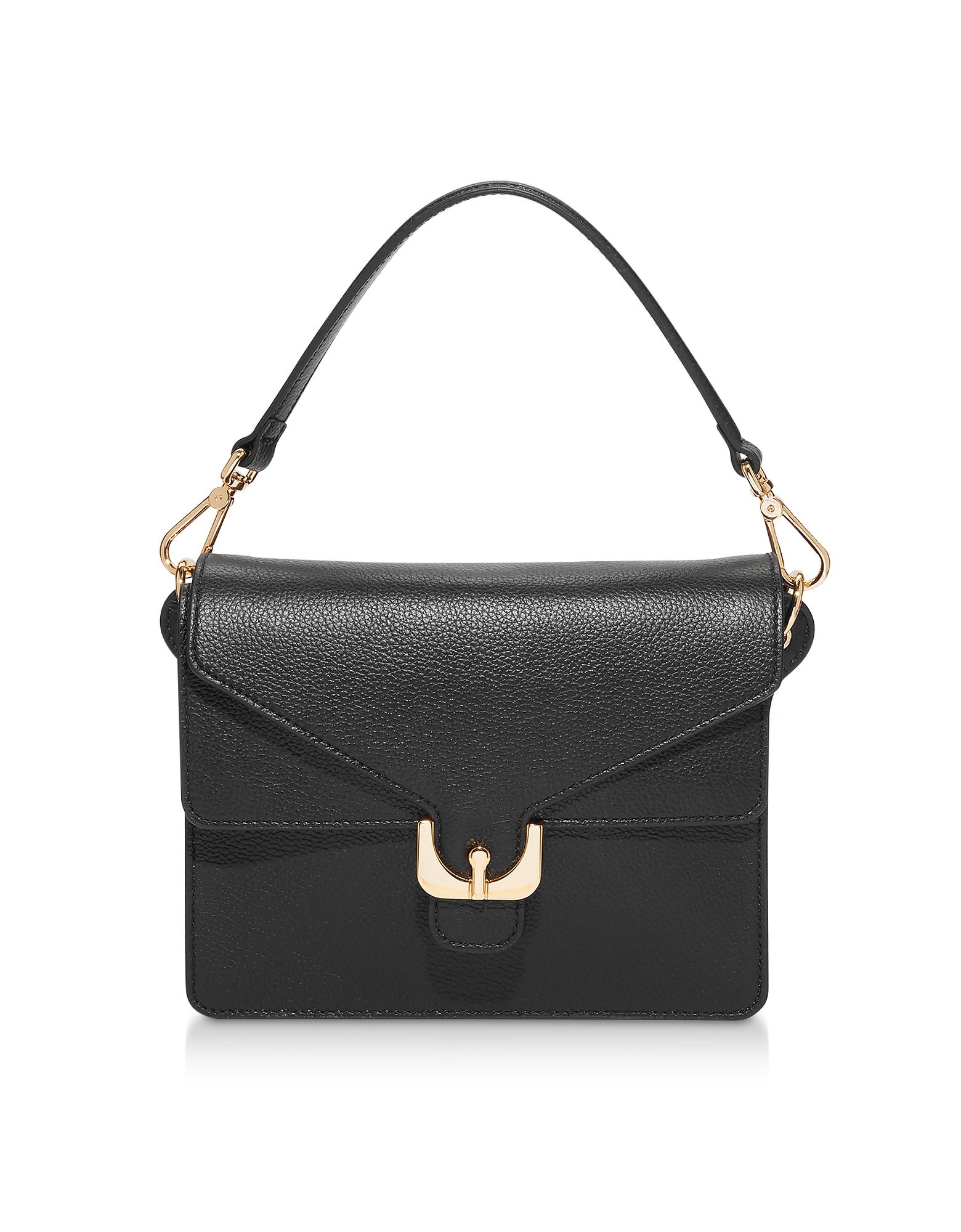 Ambrine Soft Leather Shoulder Bag