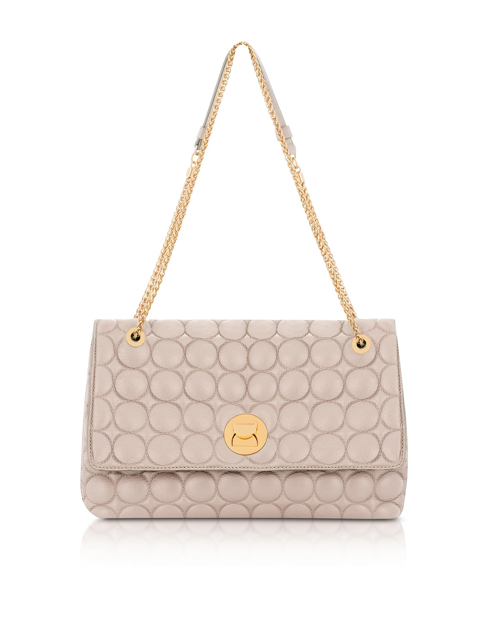 Coccinelle Handbags, Liya Quilted Leather Shoulder Bag