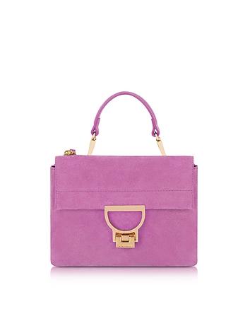Coccinelle - Suede Arlettis Mini Bag w/Shoulder Strap
