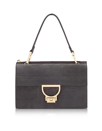 Coccinelle - Suede Arlettis Shoulder Bag