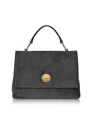 Coccinelle - Liya Suede Satchel Bag