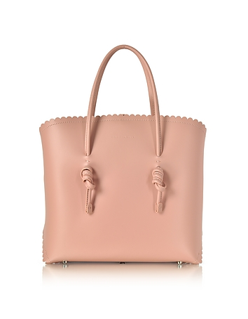Matilde Leather Medium Tote