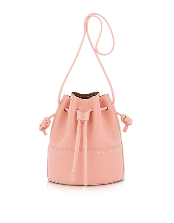 Coccinelle - Matilde Medium Leather Bucket Bag
