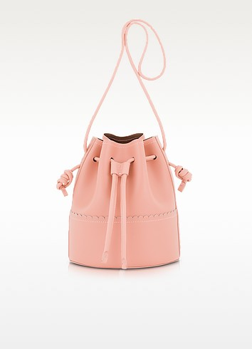 Matilde Medium Leather Bucket Bag - Coccinelle