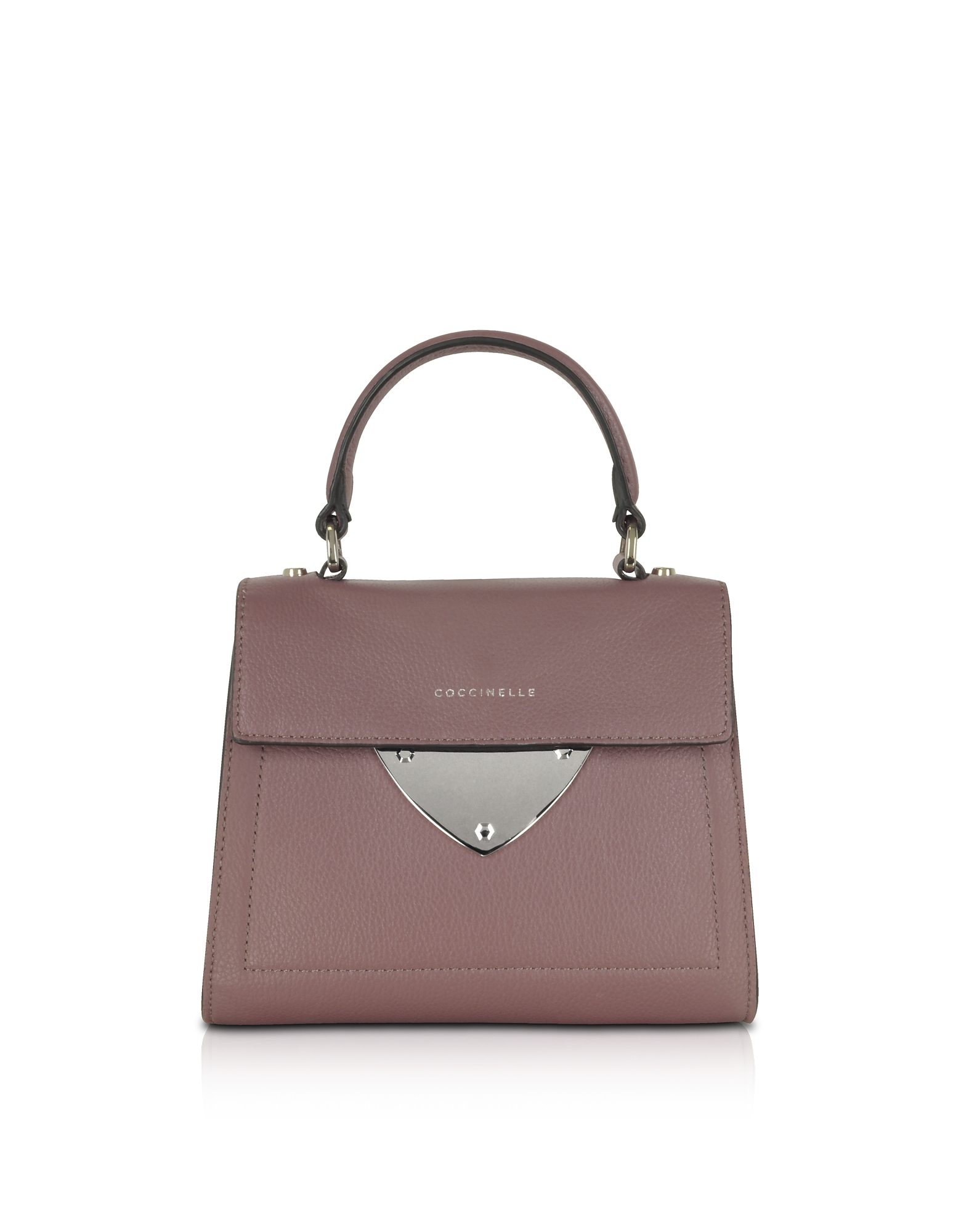 Coccinelle Handbags, B14 Mini Leather Satchel Bag