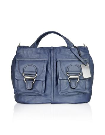 Foto der Handtasche Coccinelle Joan Mat - Handtasche mit Frontfaechern aus Kalbsleder