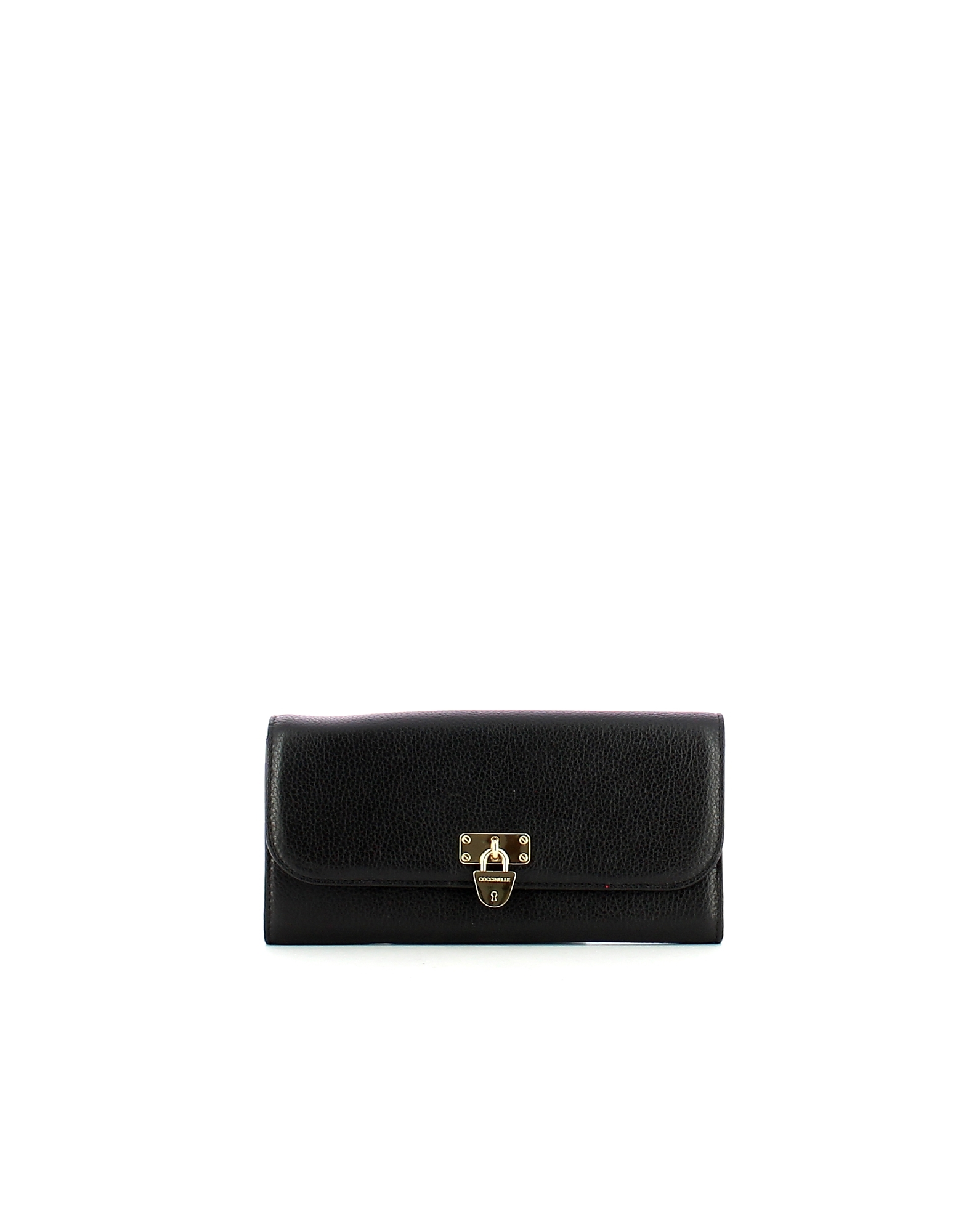 Coccinelle Designer Wallets, Women's Black Wallet