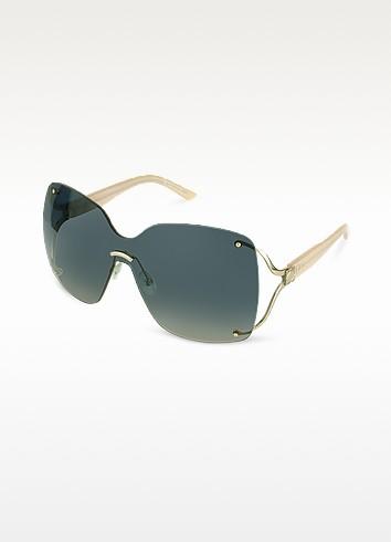 Dior Suite - Rimless Shield Sunglasses - Christian Dior
