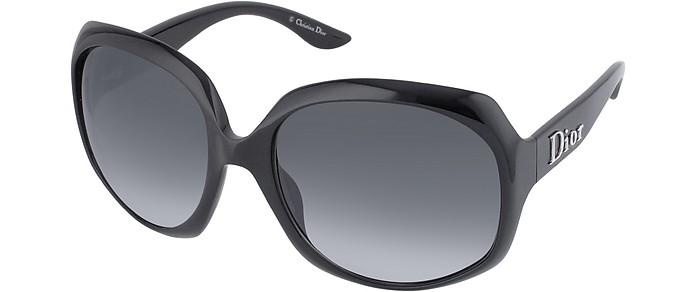Dior Glossy 1 - Signature Plastic Round Sunglasses - Christian Dior