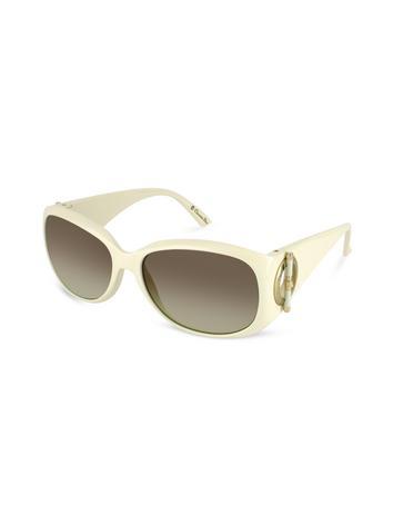 Christian Dior Dior Design 2 - Sonnenbrille mit Logo