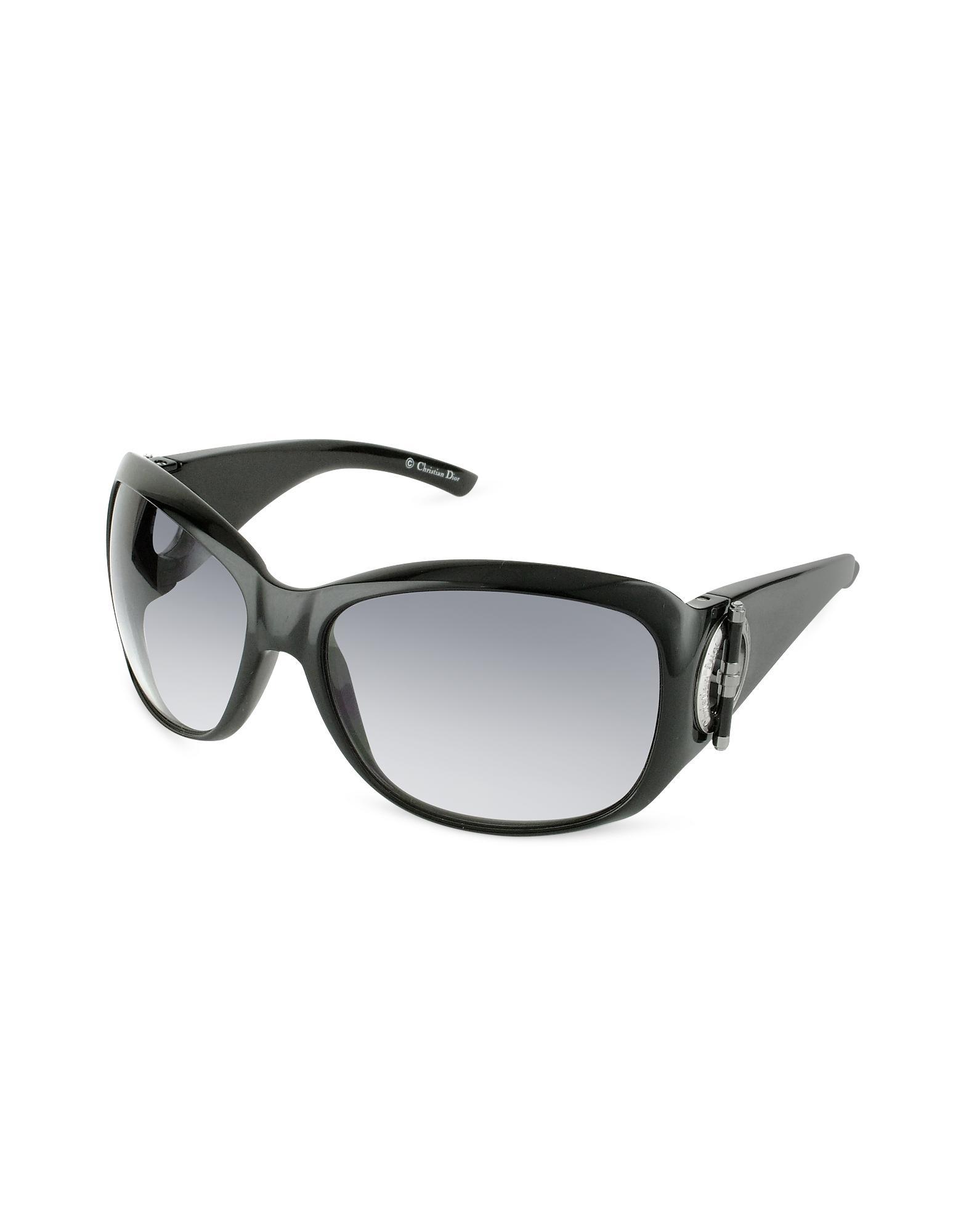 Christian Dior Dior Design 1 - Logo Sunglasses