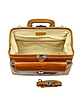 Small Cognac Leather Doctor Bag - Chiarugi