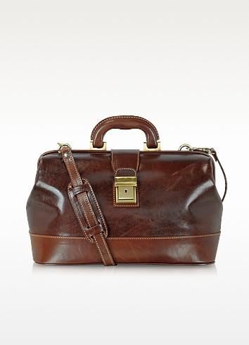 Handmade Leather Professional Doctor Bag - Chiarugi