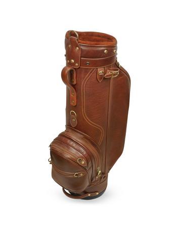 Pellevera Prestige 8 Genuine Italian Leather Golf Bag