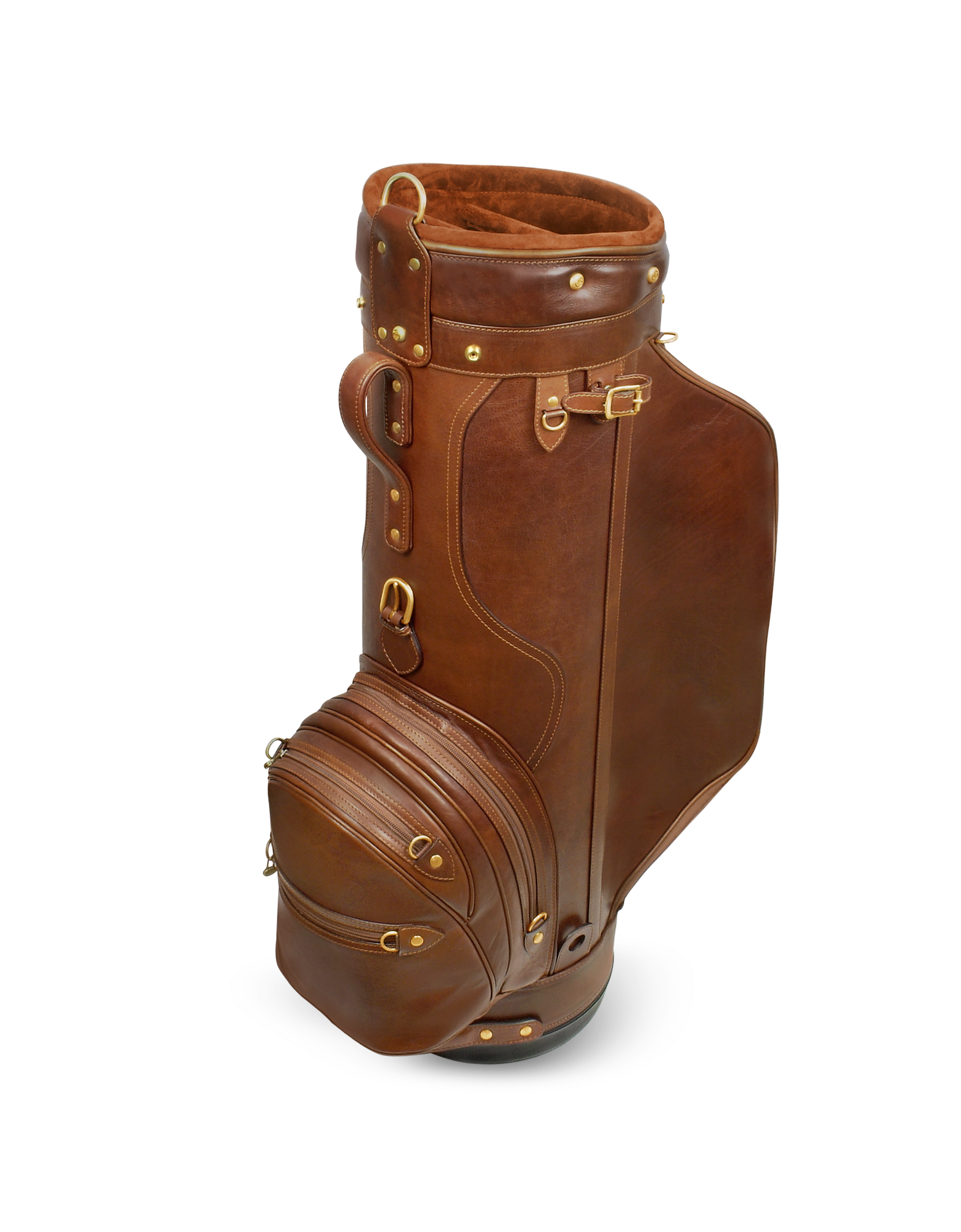 Image of Pro Staff 9.5 Genuine Italian Leather Golf Bag