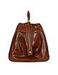 Handmade Brown Genuine Leather Doctor Bag - Chiarugi