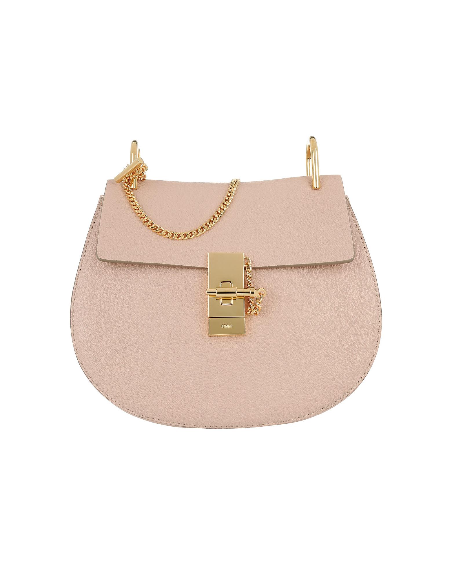 Drew Crossbody Bag Cement Pink