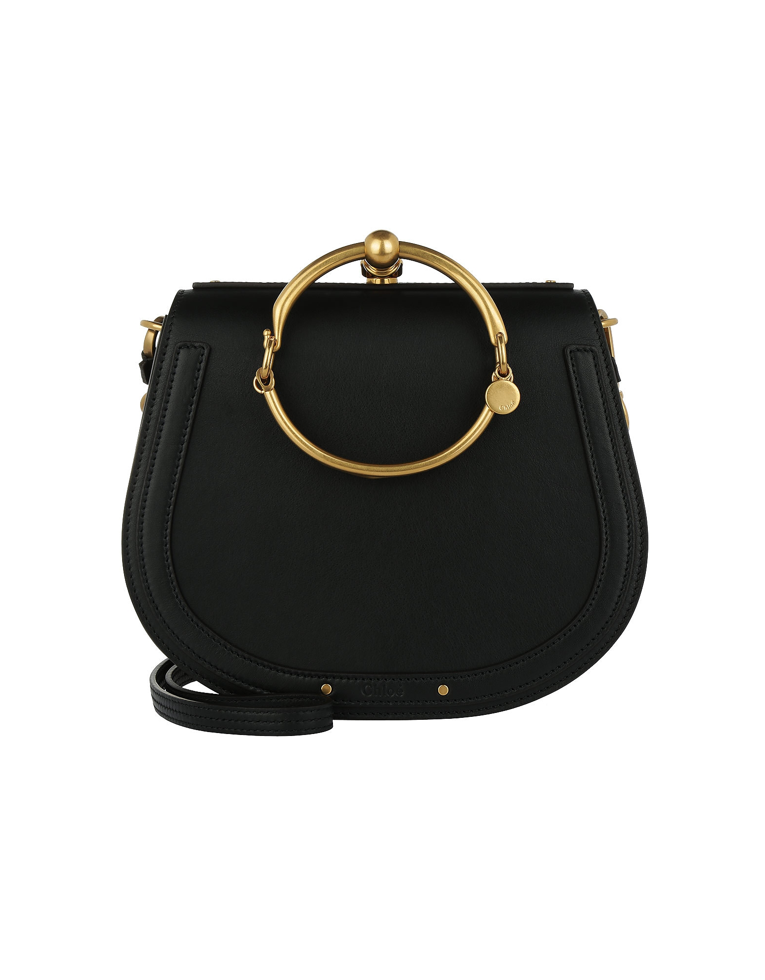 BUY Chloe Designer Handbags, Nile Bracelet Bag Black   Australian ... b836475eb0