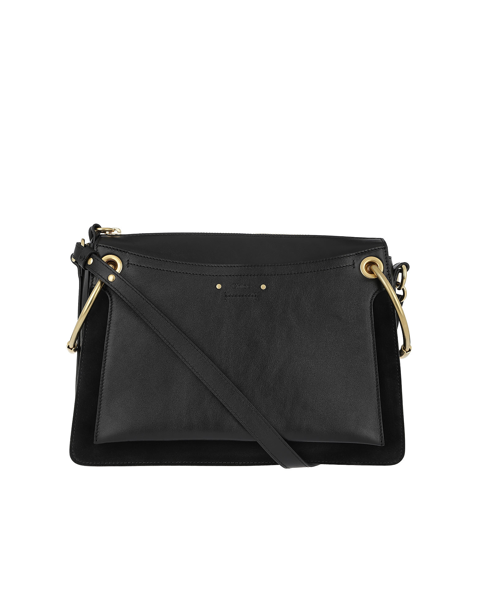 Chloe Handbags, Roy Bag Medium Black