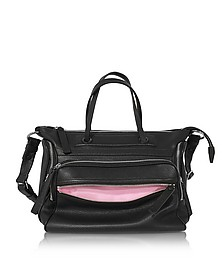 Monkey Black Leather Bag - Christopher Kane