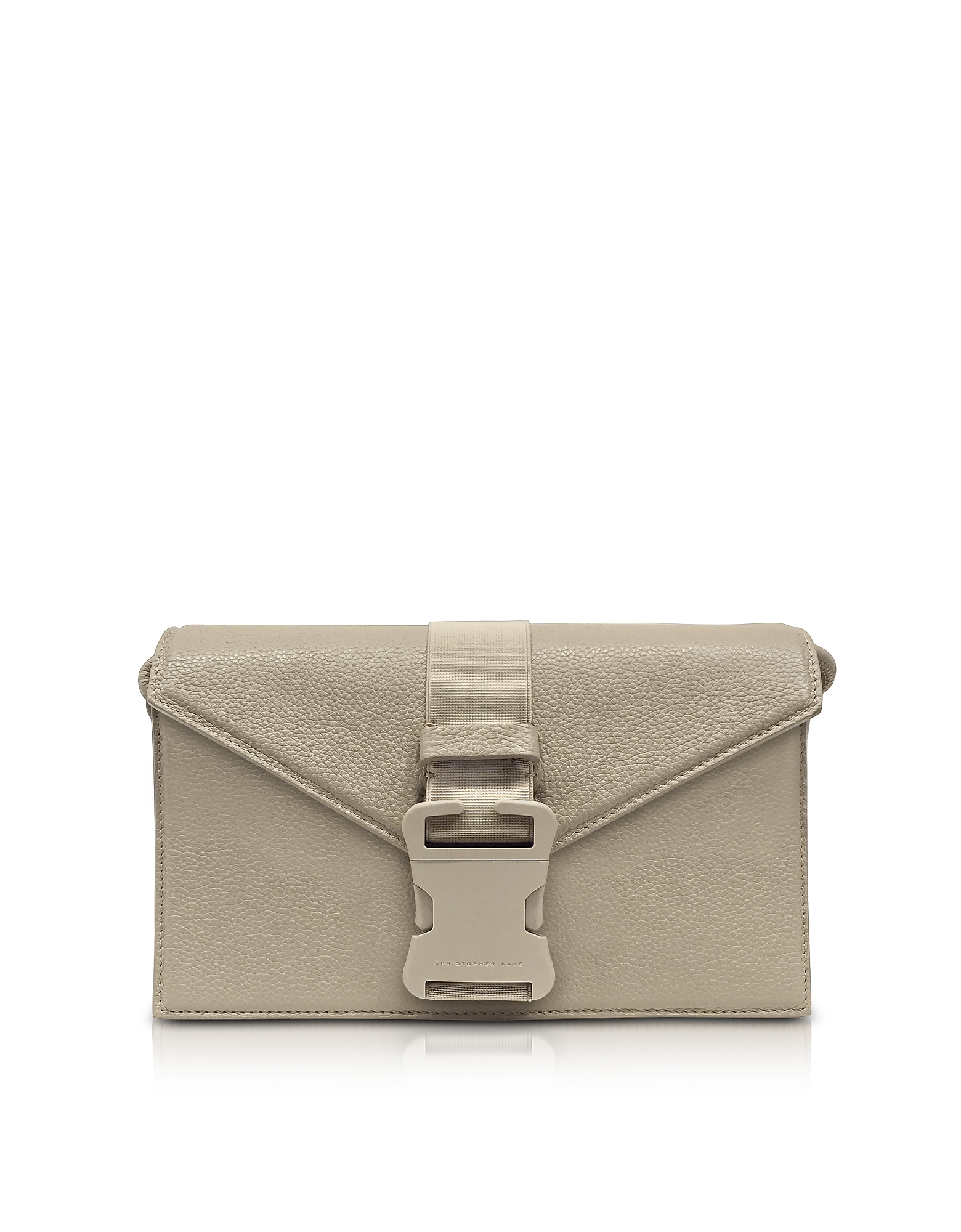 Devine Og Pitch Bag Borsa con Tracolla in Pelle Moon Dust
