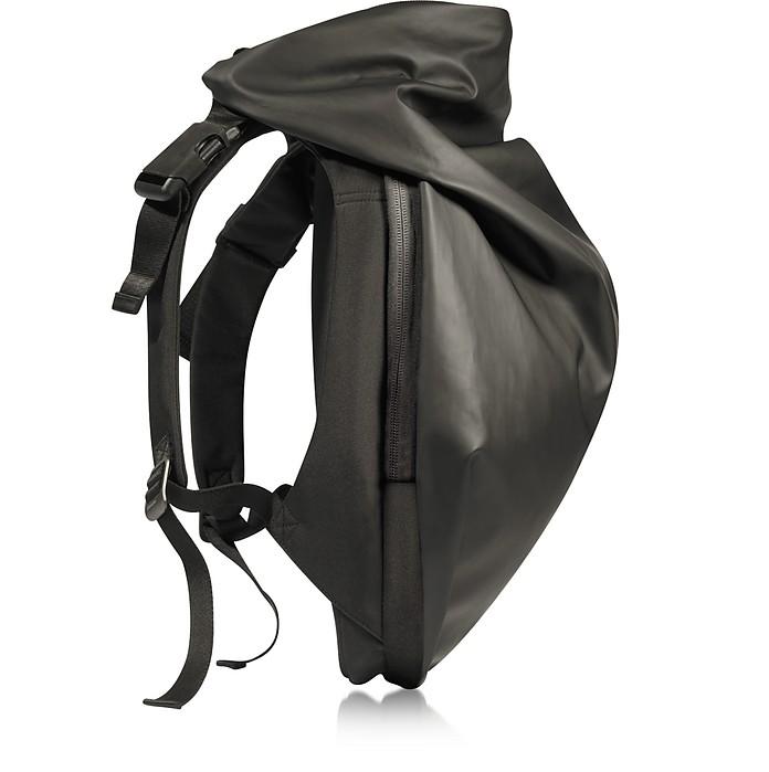 Nile Obsidian Black Polyester Backpack - Côte&Ciel