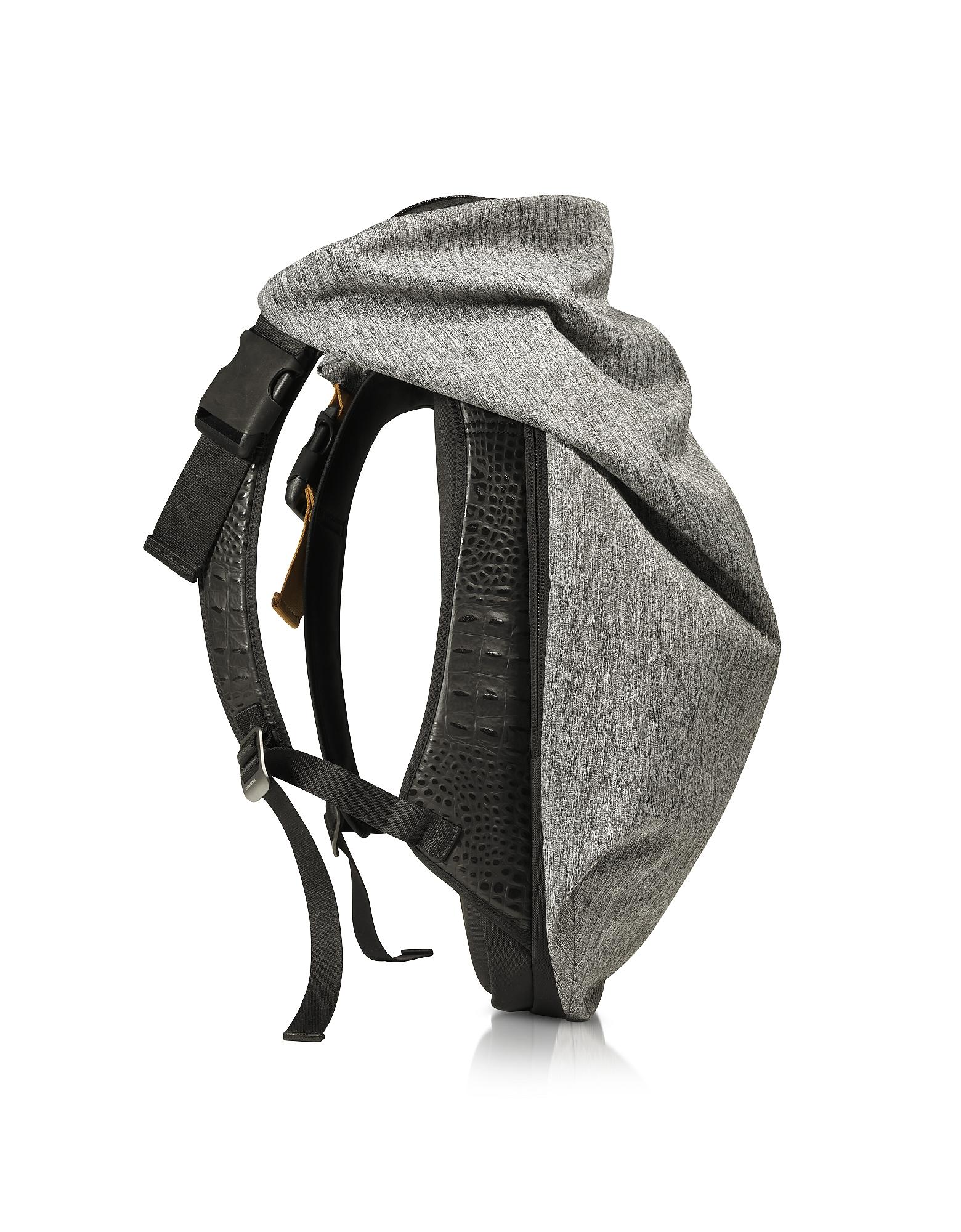 Cte&Ciel Nile Manganite Basalt - Рюкзак из Eco Yarn